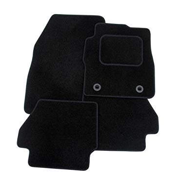 Tailored Standard 4 Piece Car Mat Set for Alfa Romeo Gtv 1997-2006
